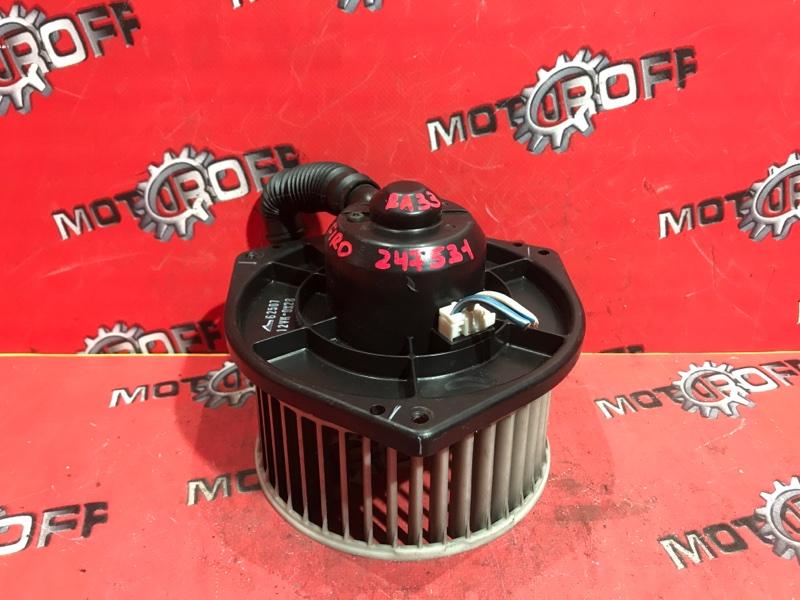 Вентилятор (мотор отопителя) Nissan Cefiro PA33 VQ25DD 1998 (б/у)