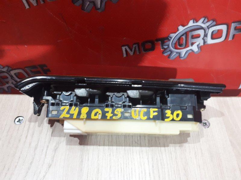 Блок управления стеклоподъемниками Toyota Celsior UCF30 3UZ-FE 2000 передний правый (б/у)