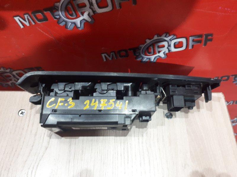 Блок управления стеклоподъемниками Honda Accord CF3 F18B 1997 передний правый (б/у)