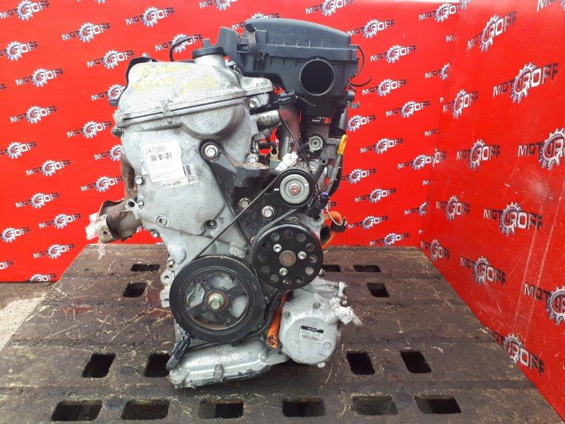 Двигатель Toyota Prius NHW20 1NZ-FXE 2003 (б/у)