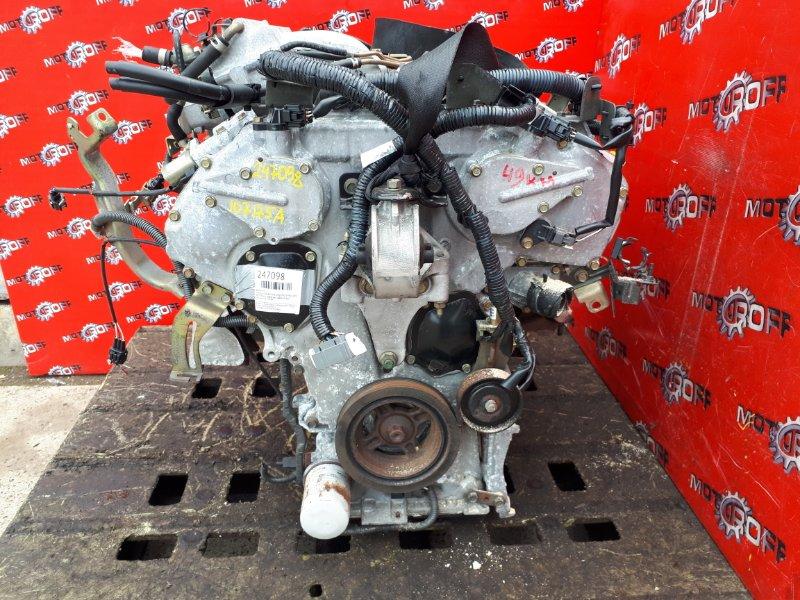 Двигатель Nissan Cefiro PA33 VQ25DD 1998 (б/у)