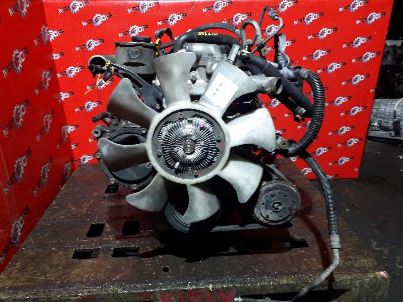 Двигатель Nissan Atlas P4F23 TD27 1992 (б/у)