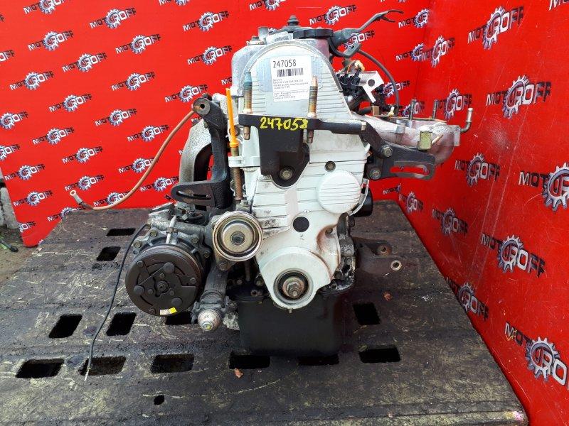 Двигатель Honda Hr-V GH3 D16A 1998 (б/у)