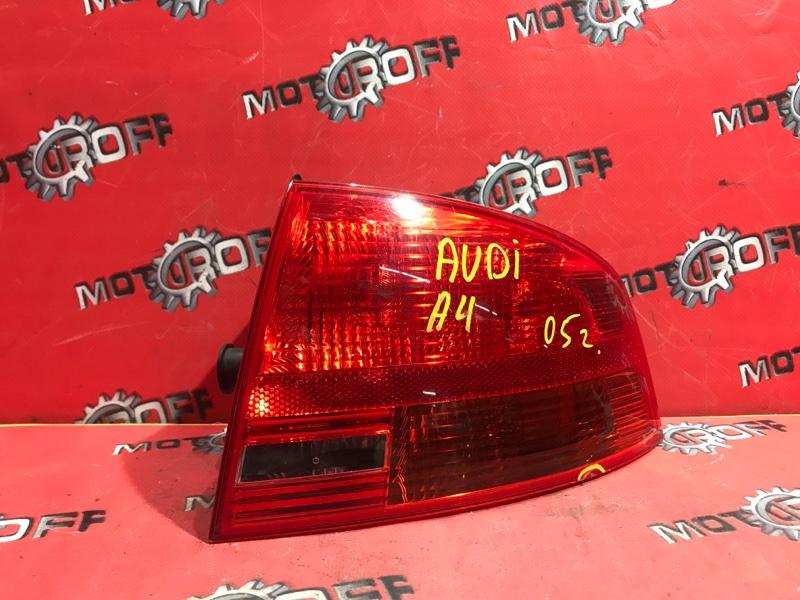 Фонарь (стоп-сигнал) Audi A4 B7 ALT 2006 задний правый (б/у)
