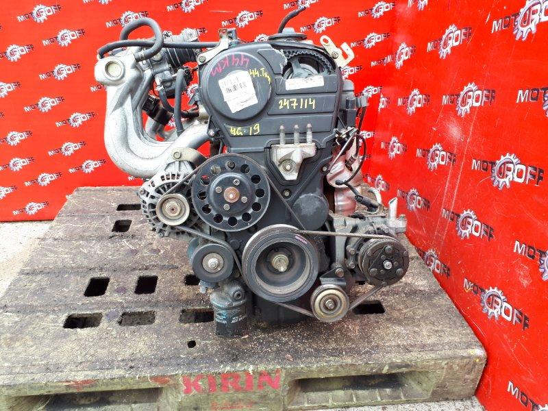 Двигатель Mitsubishi Colt Z25A 4G19 2002 (б/у)