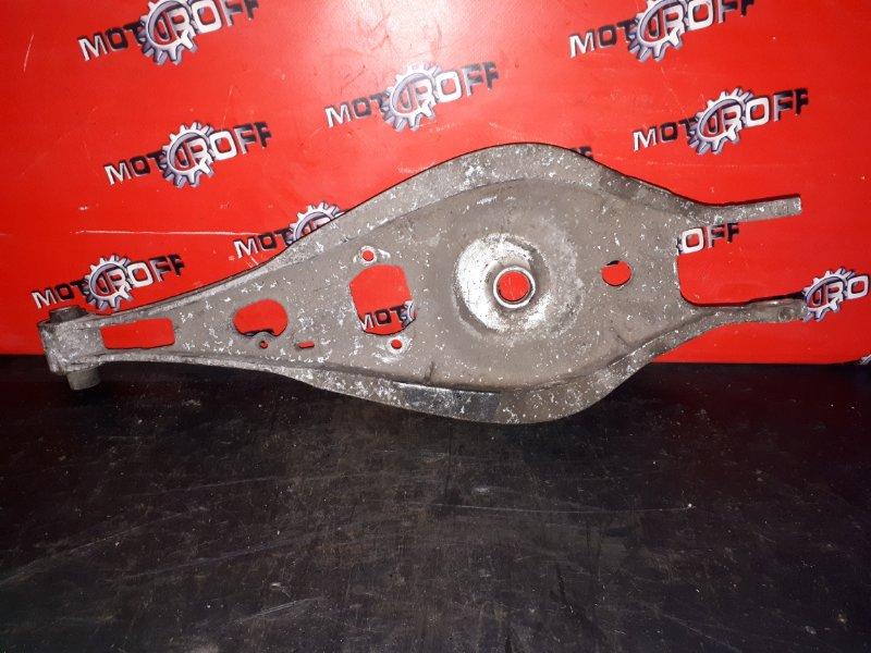 Рычаг подвески Bmw 320I E46 M52B20 1998 задний левый нижний (б/у)