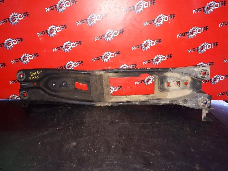 Балка продольная Mazda Demio DW3W B3 1996 передняя (б/у)