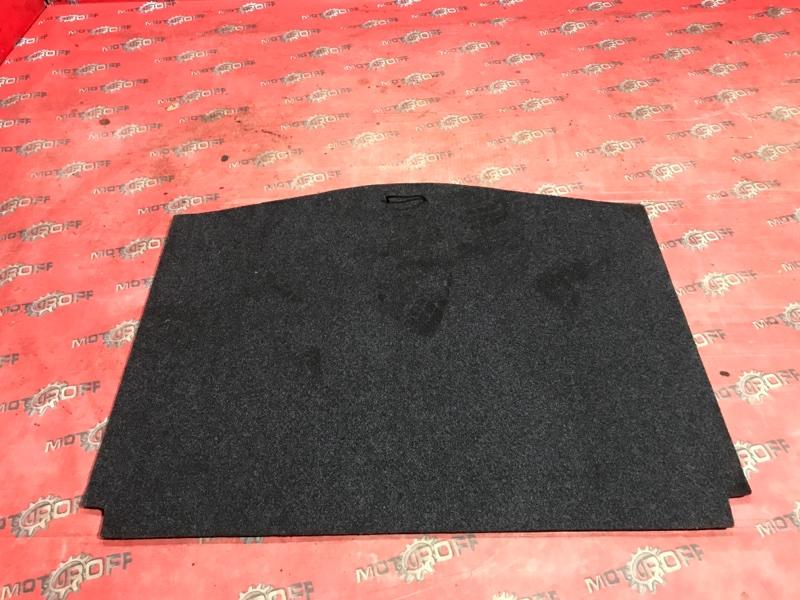 Пол багажного отсека Nissan Note E12 HR12DE 2012 (б/у)