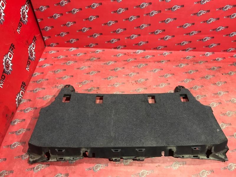 Обшивка (ковер) пола Toyota Funcargo NCP21 2NZ-FE 1999 задняя (б/у)