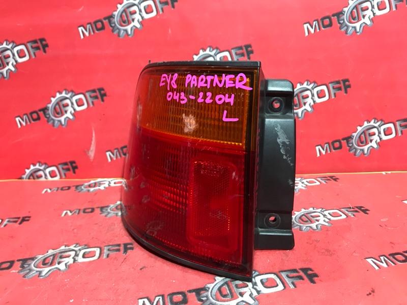 Фонарь (стоп-сигнал) Honda Partner EY7 D15B 1996 задний левый (б/у)