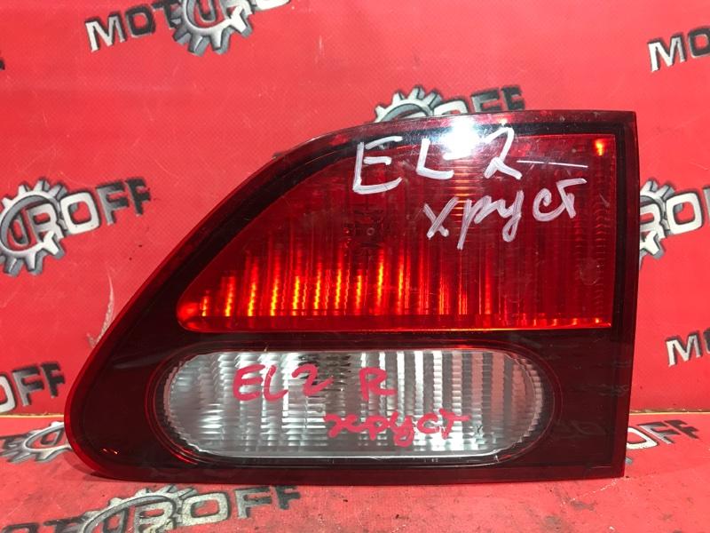 Фонарь (вставка багажника) Honda Orthia EL2 B18B 1996 задний правый (б/у)