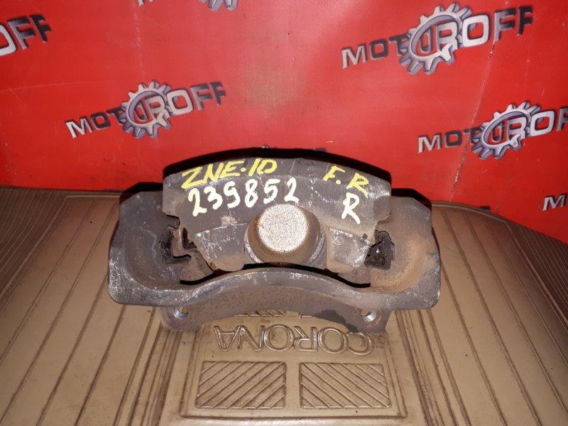 Суппорт Toyota Wish ZNE10G 1ZZ-FE 2003 передний правый (б/у)