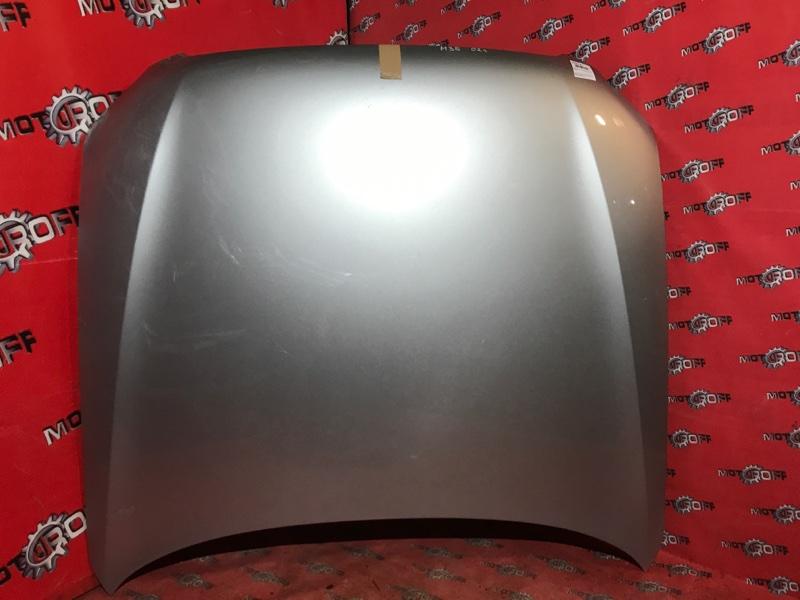 Капот Nissan Stagea M35 VQ25DD 2001 (б/у)