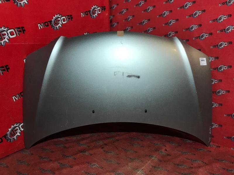 Капот Mazda Mpv LWFW AJ 2002 (б/у)