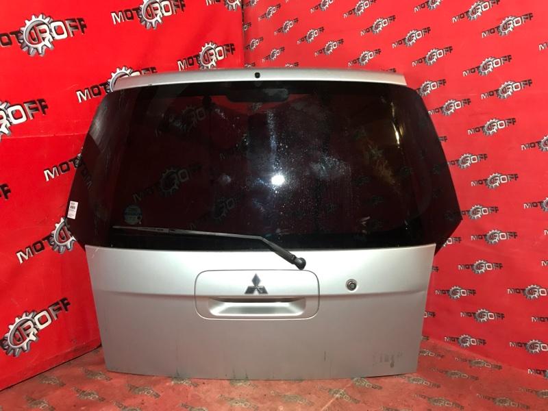 Дверь задняя багажника Mitsubishi Dingo CQ2A 4G15 2001 задняя (б/у)