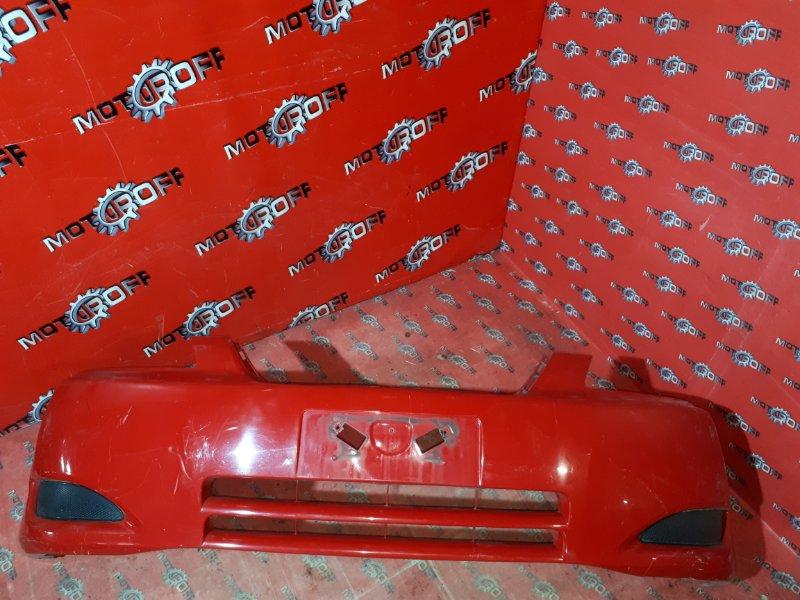 Бампер Toyota Corolla Runx NZE121 1NZ-FE 2002 передний (б/у)