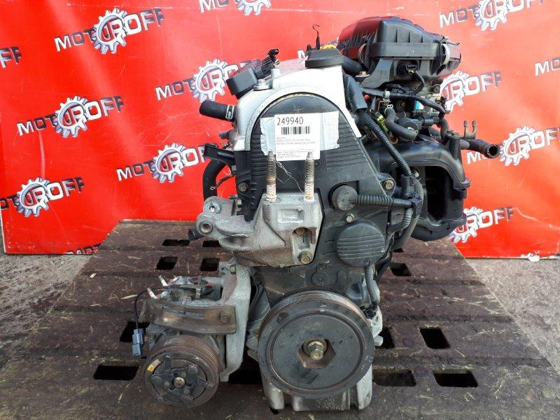 Двигатель Honda Civic EU1 D15B 2000 (б/у)
