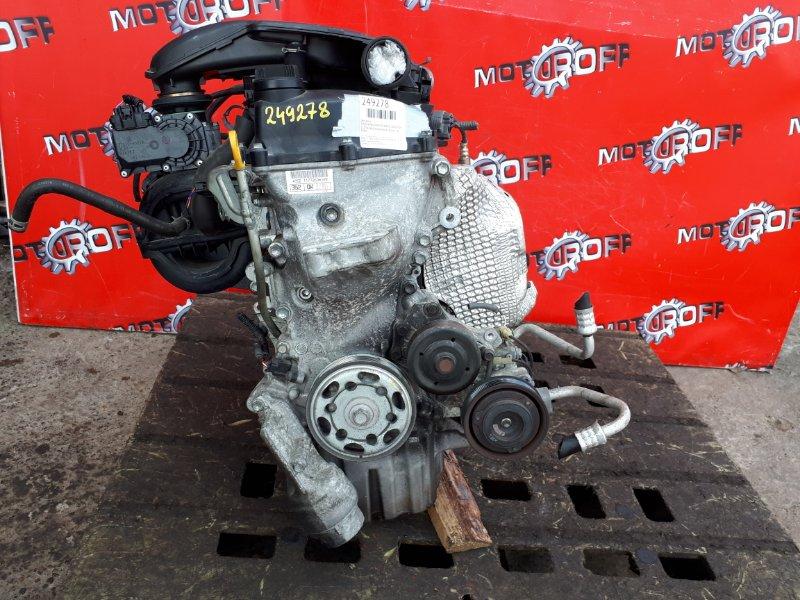 Двигатель Toyota Passo KGC30 1KR-FE 2010 (б/у)