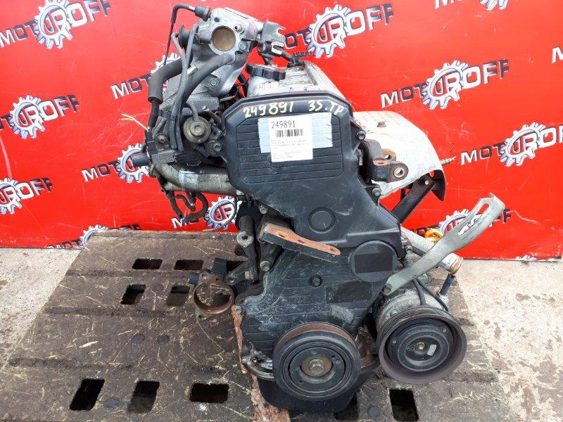 Двигатель Toyota Camry SV32 3S-FE 1990 (б/у)