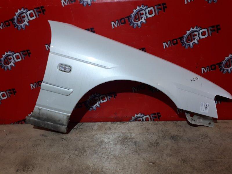Крыло Nissan Laurel HC35 RB20DE 1997 переднее правое (б/у)