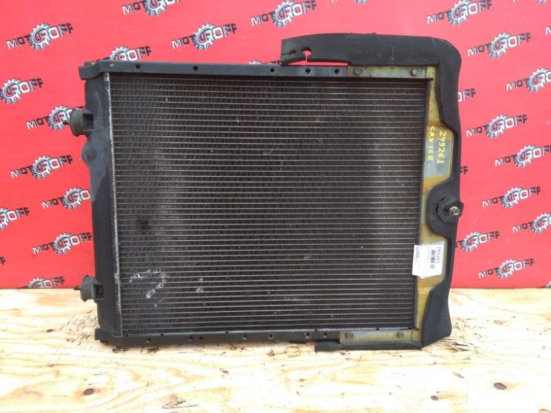 Радиатор двигателя Mitsubishi Canter FE568EV 4D35 1993 (б/у)