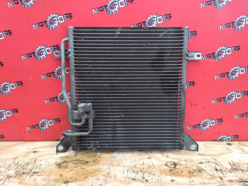 Радиатор кондиционера Mitsubishi Canter FE568EV 4D35 1993 (б/у)