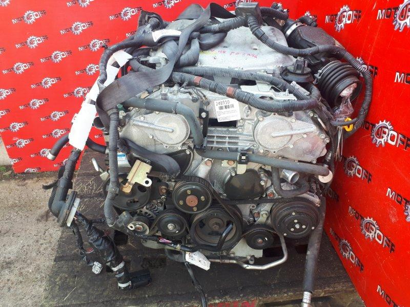 Двигатель Nissan Fuga PY50 VQ35DE 2004 (б/у)