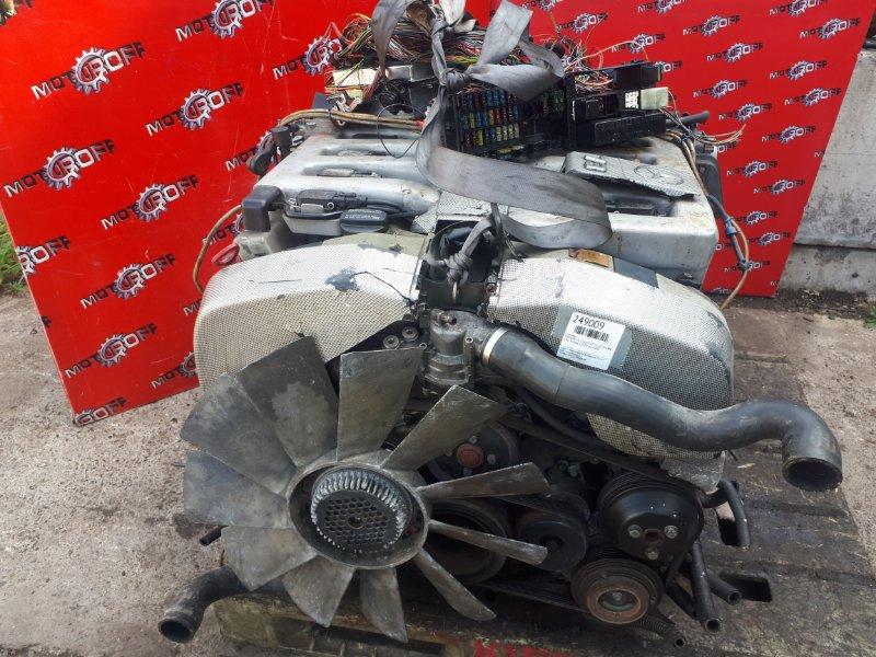 Двигатель Mercedes Sl-Class R129 120.983   M120E73 1998 (б/у)