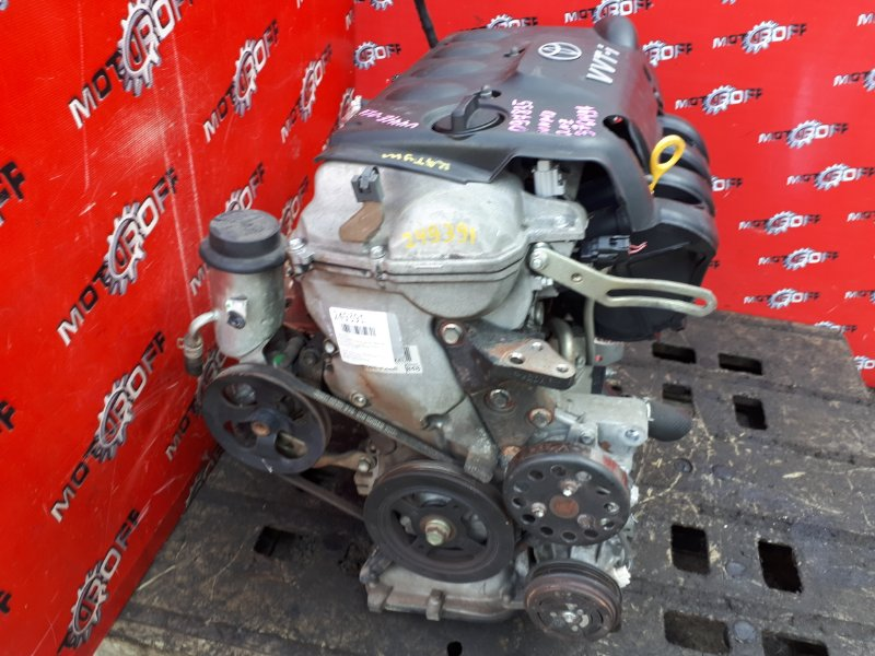 Двигатель Toyota Porte NNP10 2NZ-FE 2004 (б/у)