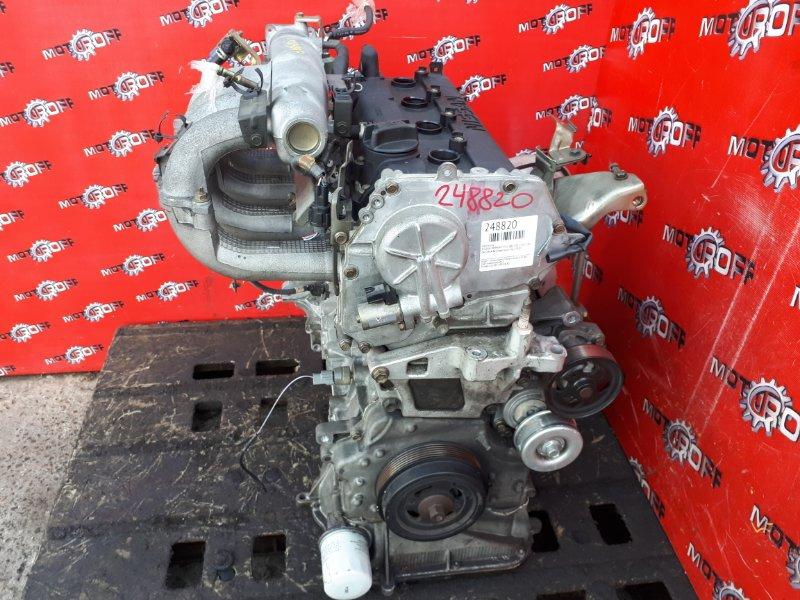 Двигатель Nissan Primera TP12 QR20DE 2001 (б/у)