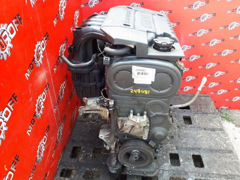 Двигатель Mitsubishi Dion CR6W 4G94 2000 (б/у)