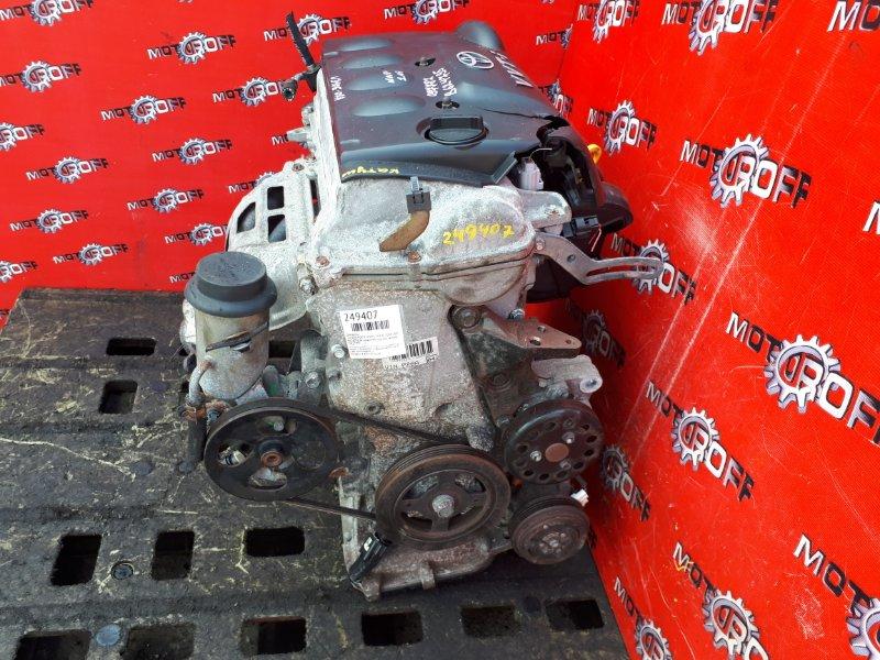 Двигатель Toyota Porte NNP11 1NZ-FE 2004 (б/у)