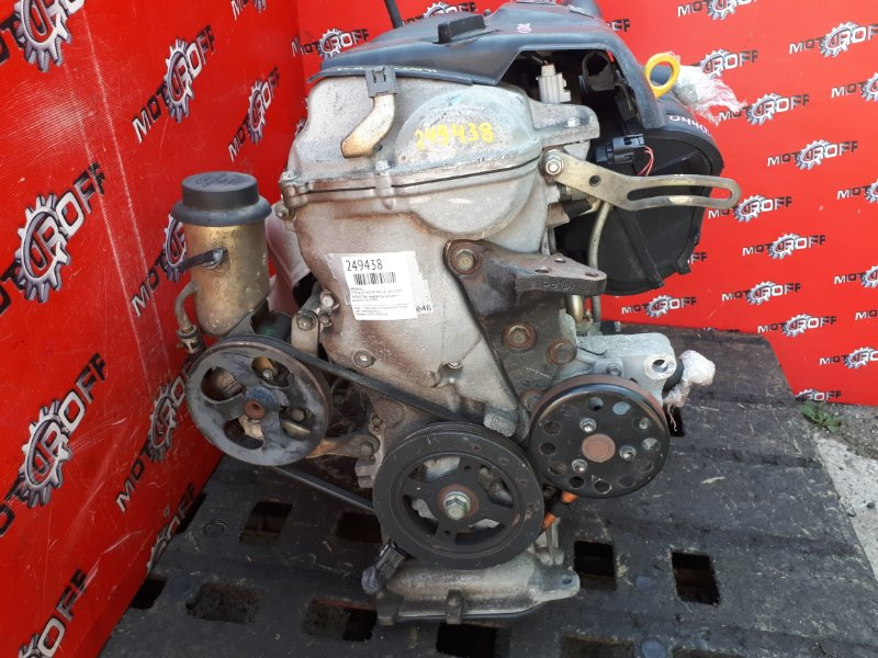 Двигатель Toyota Ist NCP60 2NZ-FE 2002 (б/у)