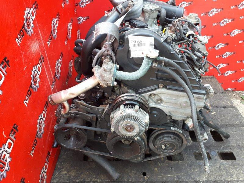 Двигатель Toyota Lite Ace CR22G 3C-T 1992 (б/у)