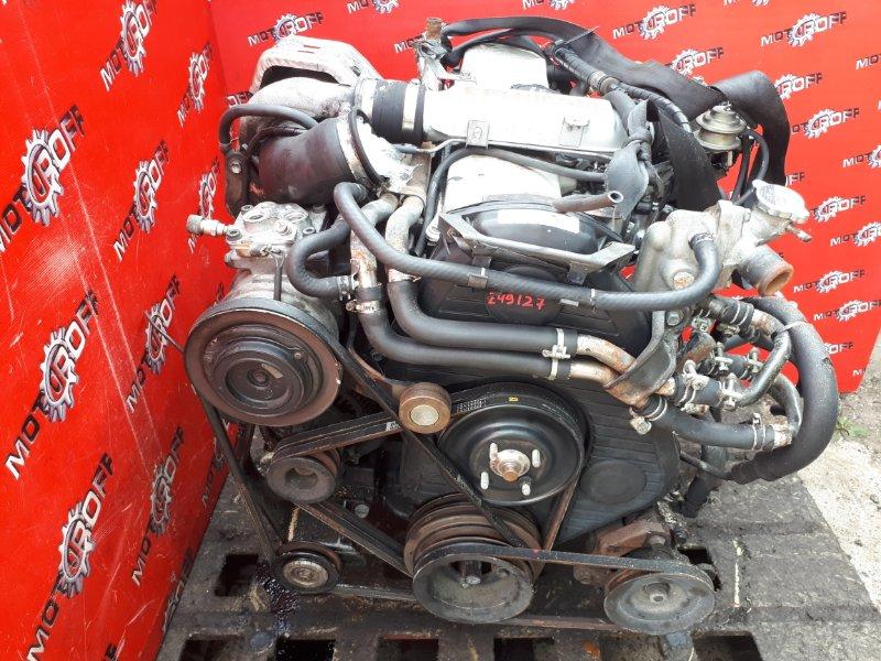 Двигатель Toyota Hilux Surf LN130G 2L-TE 1989 (б/у)