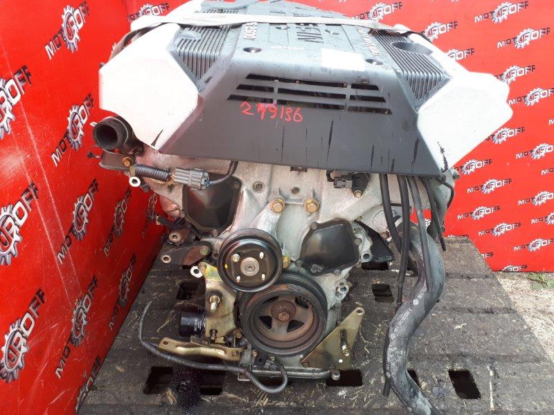 Двигатель Nissan Cedric MY33 VQ25DE 1997 (б/у)