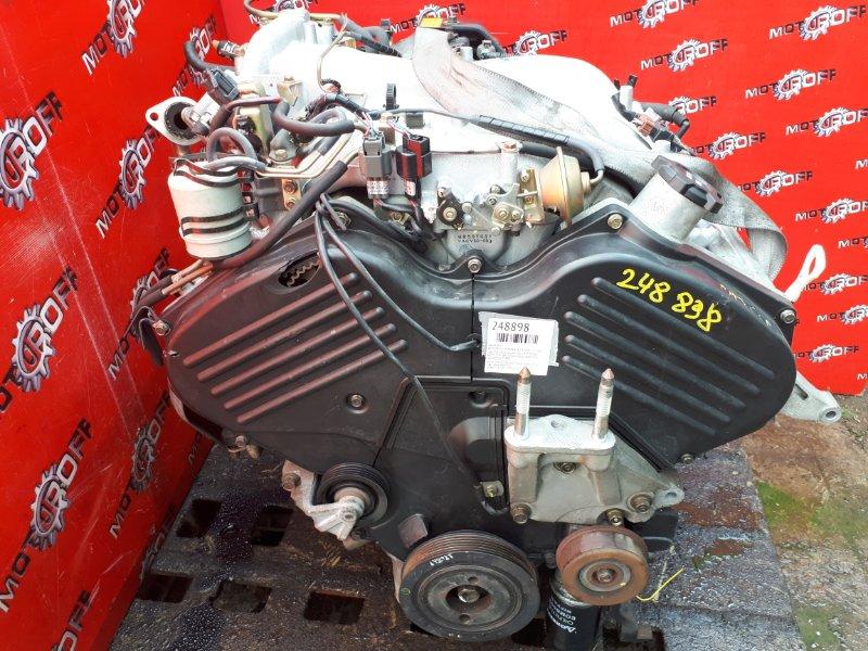 Двигатель Mitsubishi Diamante F31A 6G73 1995 (б/у)