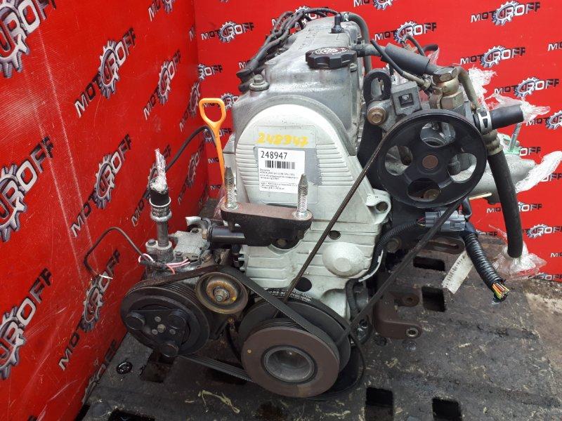 Двигатель Honda Logo GA3 D13B 1996 (б/у)