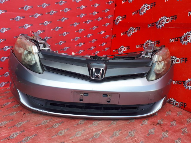 Nose cut Honda Airwave GJ1 L15A 2005 (б/у)