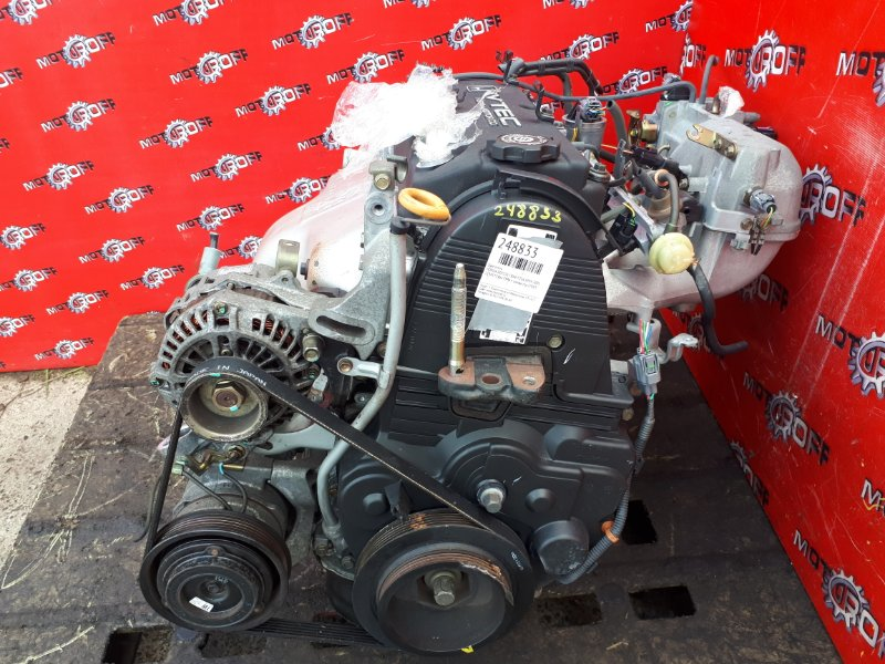 Двигатель Honda Odyssey RA6 F23A 1999 (б/у)