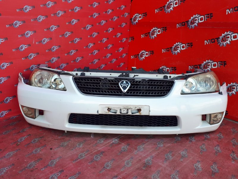 Nose cut Toyota Altezza GXE10 1G-FE 1998 (б/у)
