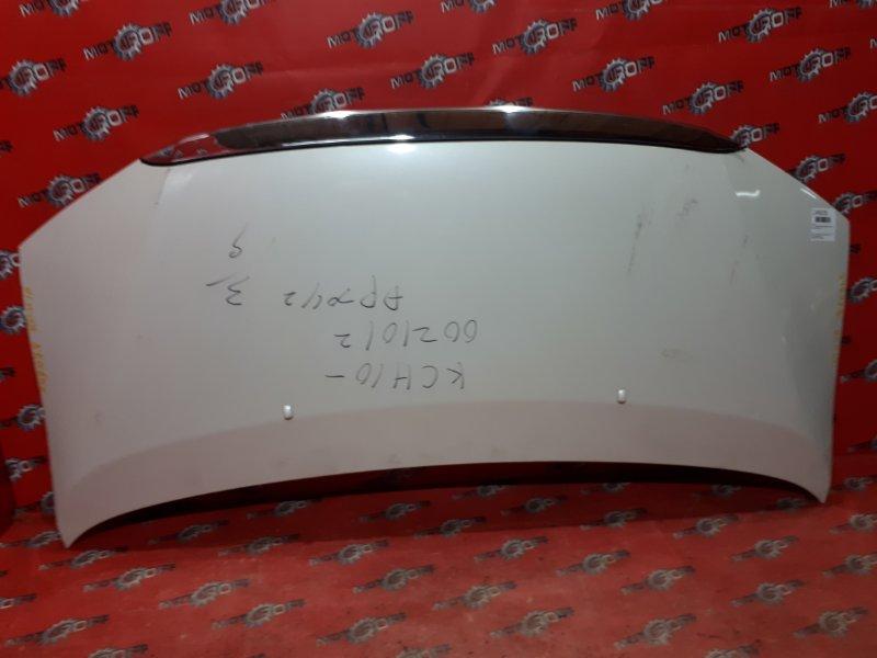 Капот Toyota Grand Hiace KCH10W 1KZ-TE 1999 (б/у)