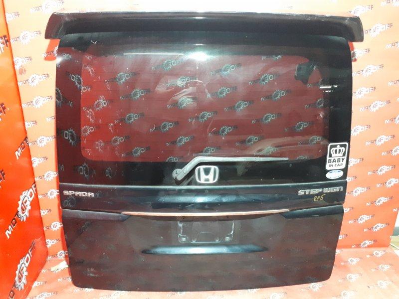 Дверь задняя багажника Honda Stepwgn RF5 K20A 2003 задняя (б/у)