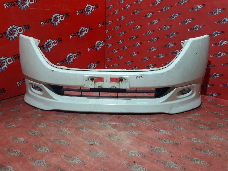 Бампер Honda Stepwgn RG3 K24A 2005 передний (б/у)