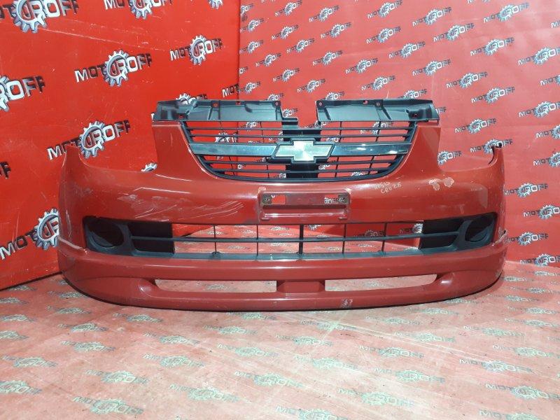 Бампер Chevrolet Cruze HR51S M13A 2001 передний (б/у)