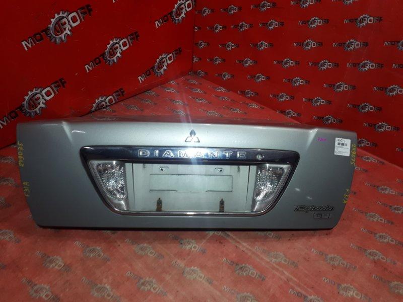 Крышка багажника Mitsubishi Diamante F31A 6G73 1999 задняя (б/у)