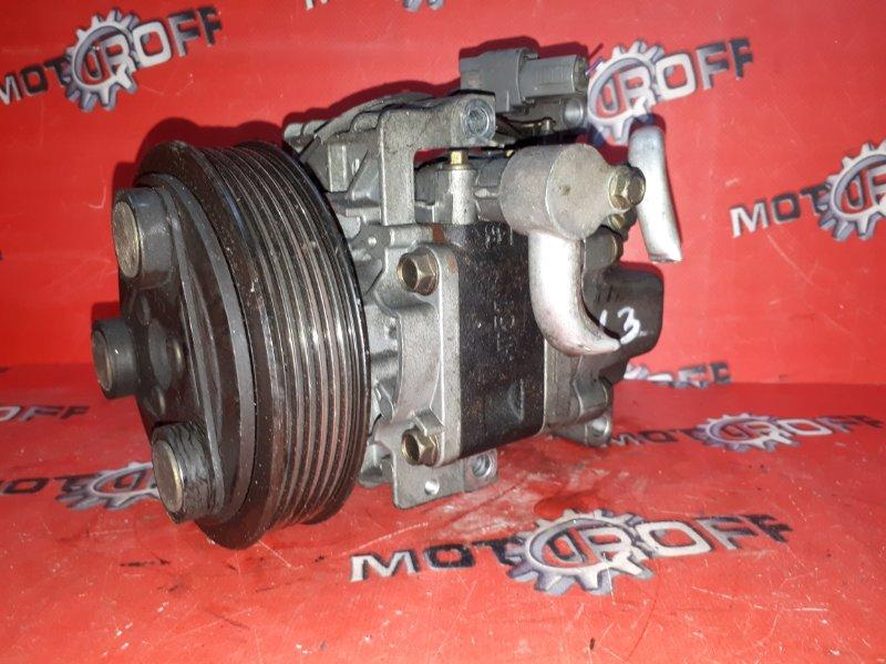 Компрессор кондиционера Mazda Atenza GY3W L3-DE 2002 (б/у)