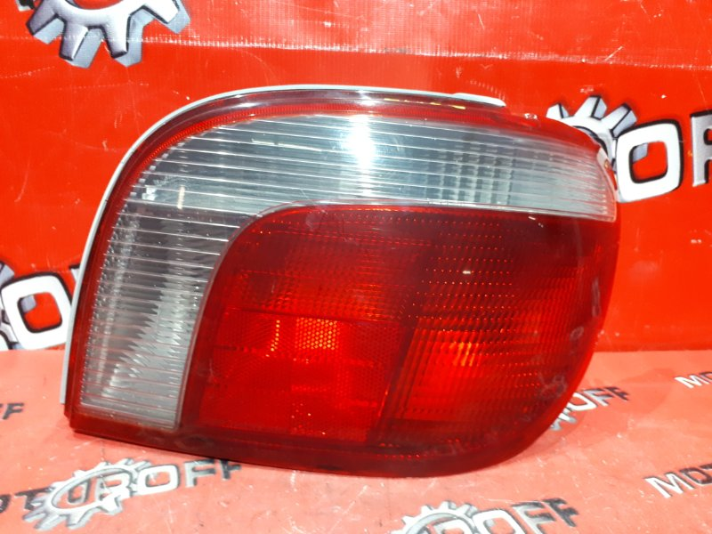 Фонарь (стоп-сигнал) Toyota Vitz SCP10 1SZ-FE 1999 задний правый (б/у)