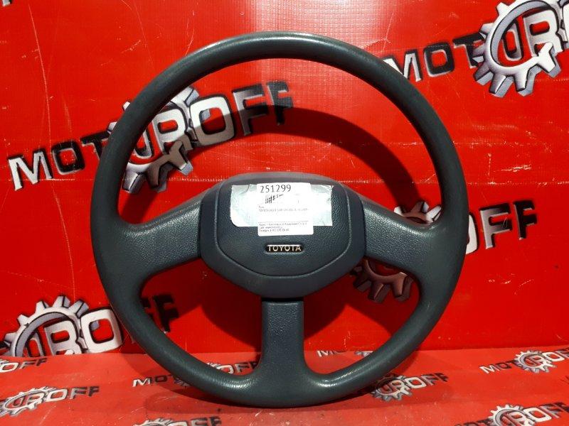 Руль Toyota Hilux Surf LN130G 2L-TE 1989 (б/у)