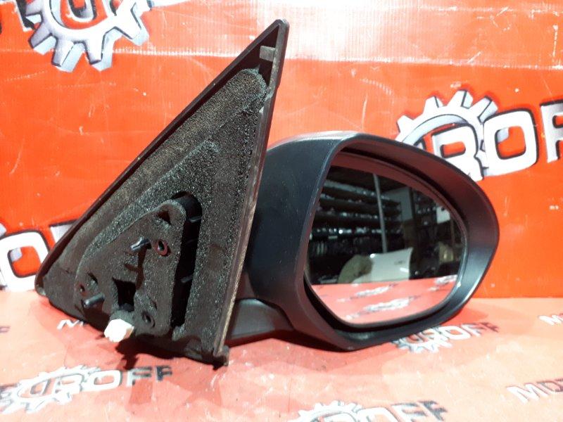 Зеркало боковое Mazda Axela BL5FP ZY-VE 2009 правое (б/у)